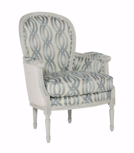 Picture of ADELE LOUNGE CHAIR