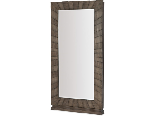Picture of ACCENTS WOODLANDS FLOOR MIRROR W/ JEWELRY STORAGE