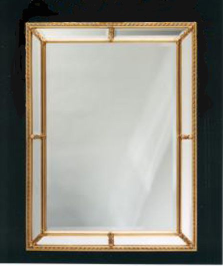 Picture of ADAM DOUBLE RECTANGLE MIRROR