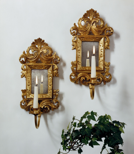 Picture of ACANTHUS SCONCE