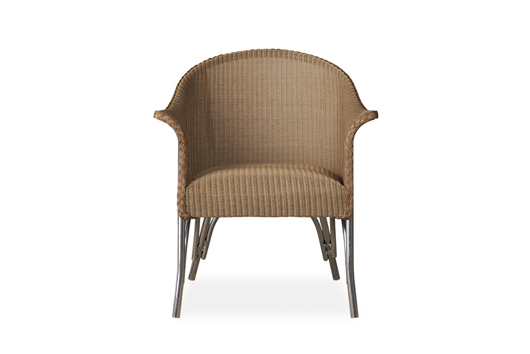 Picture of ALL SEASONS LOUNGE CHAIR WITH PADDED SEAT