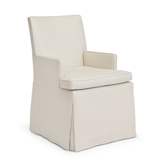 Picture of ARROWHEAD LOWBACK ARMCHAIR