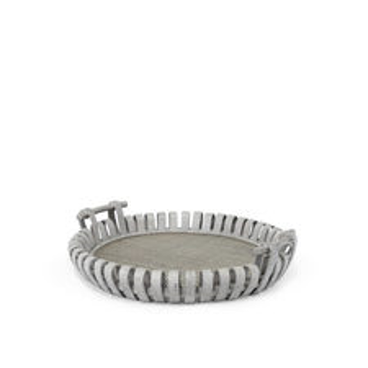 Picture of ANDROS ROUND TRAY SMALL