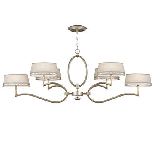 Picture of ALLEGRETTO 63″ OBLONG CHANDELIER