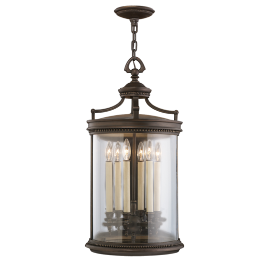 Picture of LOUVRE 15″ OUTDOOR LANTERN