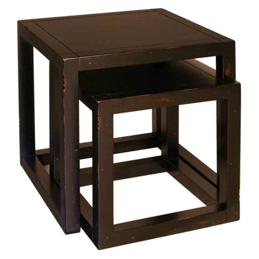 Picture of 2 NESTING TABLES, AVAILABLE IN 3 FINISHES
