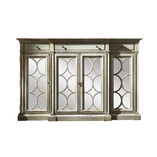 Picture of BAHAMA SIDEBOARD MIRRORED DOOR WITH LIFT