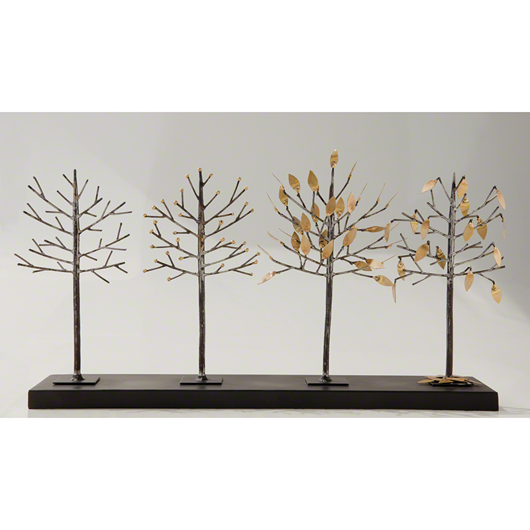Picture of 4 SEASONS TREE SCULPTURE