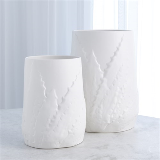 Picture of AGAVE VASE-WHITE
