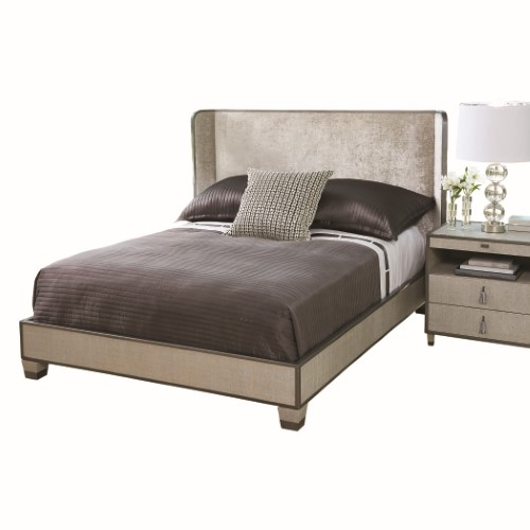 Picture of ARGENTO BED-QUEEN
